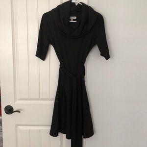 Shabby Apple Cowl Neck Dress